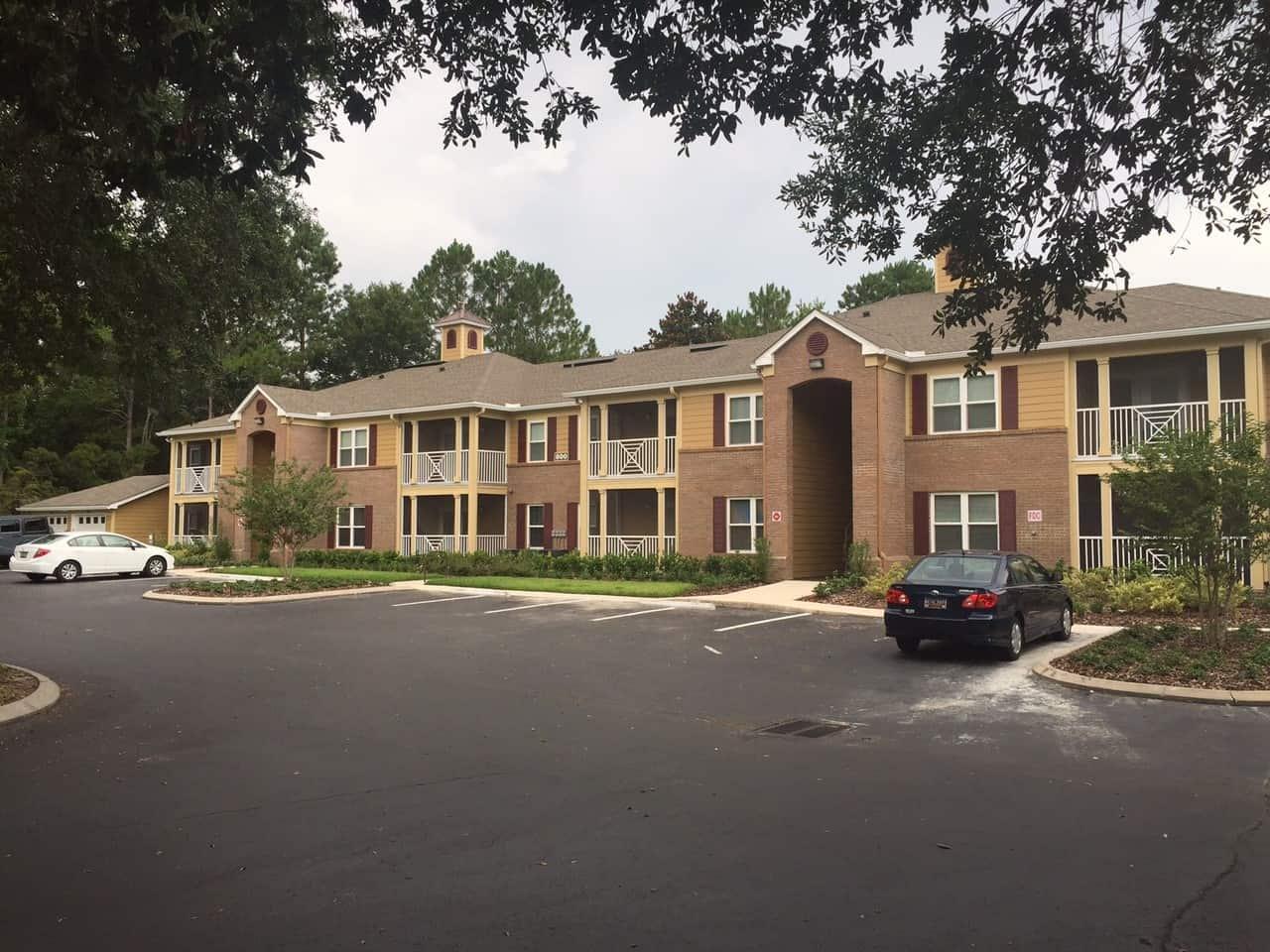 Paddock Club Apartments | Live Oak Contracting