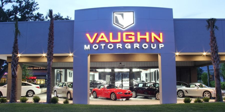 Vaughn Motorgroup | Live Oak Contracting