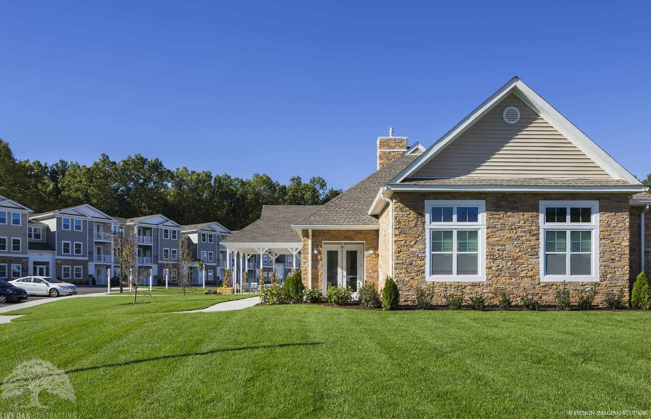 The Arbors at Brighton Park | Live Oak Contracting