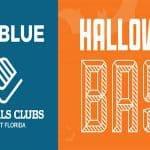 Club Blue Halloween Bash
