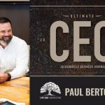 Paul Bertozzi Honored on the JBJ's Ultimate CEO List | Live Oak Contracting