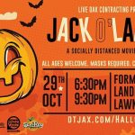 Jack O Landing Posting