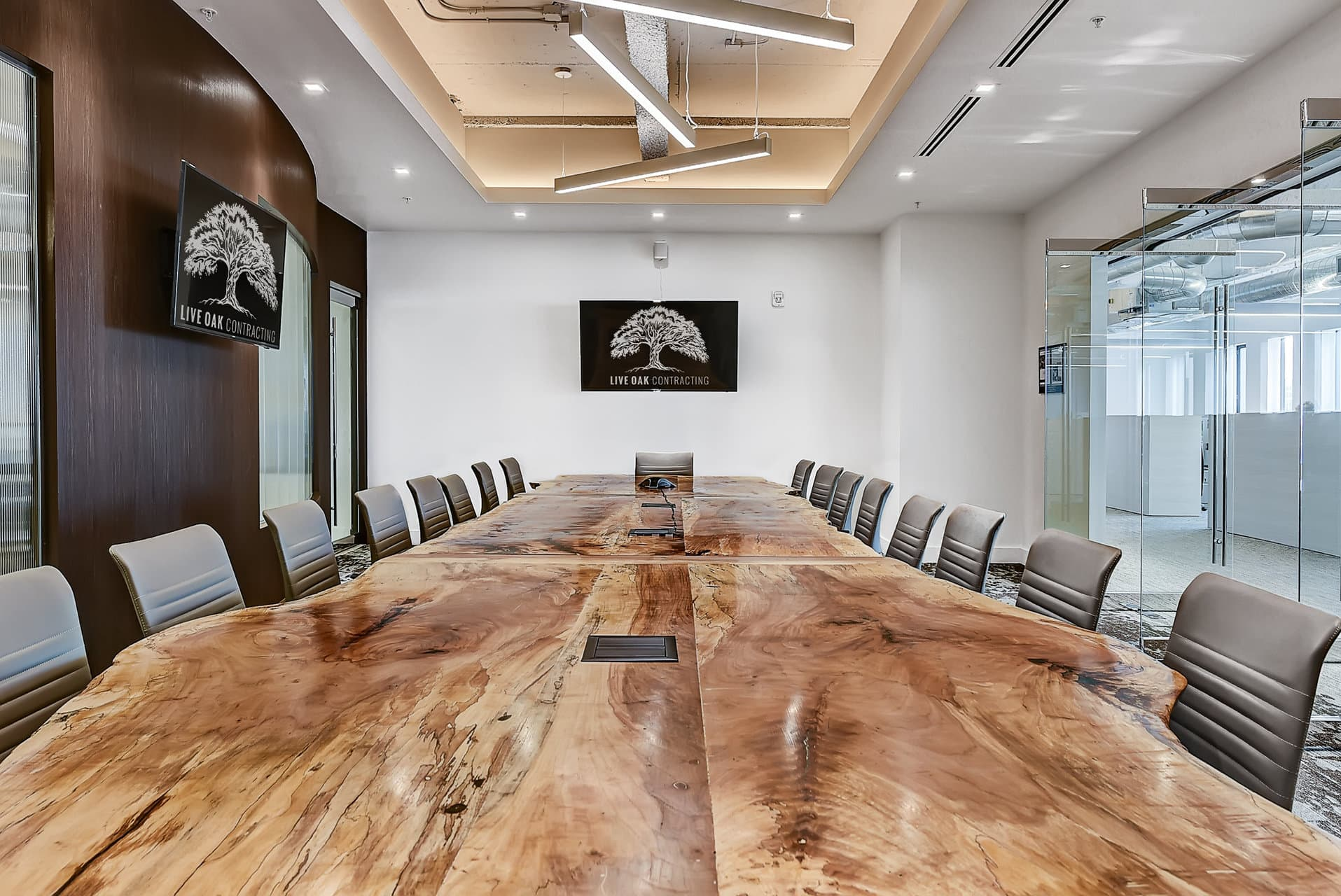 conference room table chairs