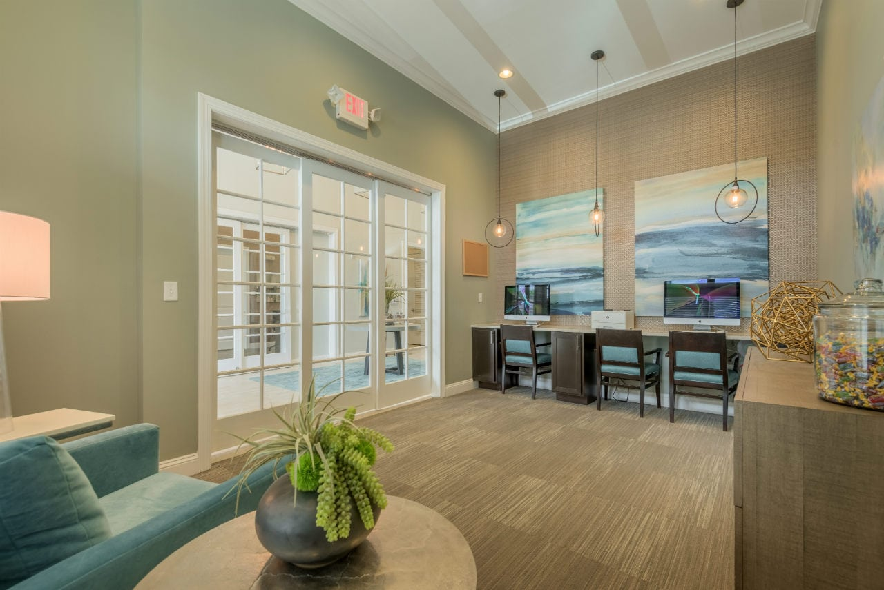 community living space