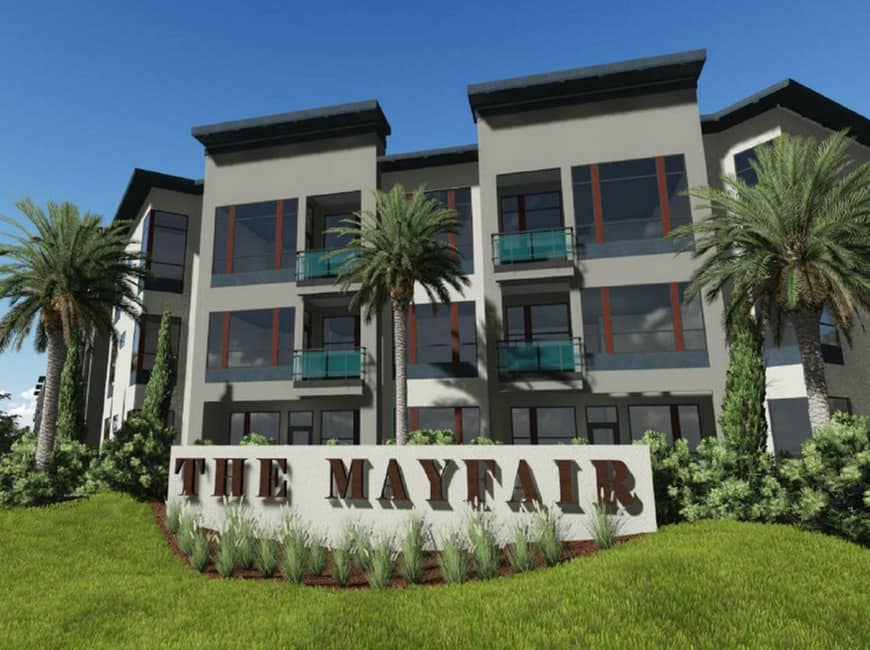 The Mayfair Apartments, Gainesville FL | Live Oak Contracting
