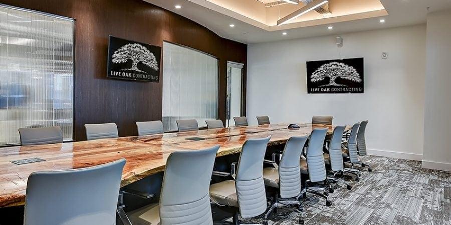 Live Oak New Office 2018