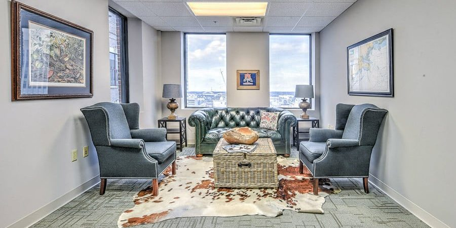 office space sofa chairs