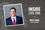 Inside Live Oak – Kris Lewin