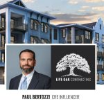 CRE Influencers Stacey Barton, Paul Bertozzi Talk First Coast Trends | Live Oak Contracting