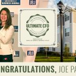 Joe Pattison Honored at Ultimate CFO with the JBJ | Live Oak Contracting