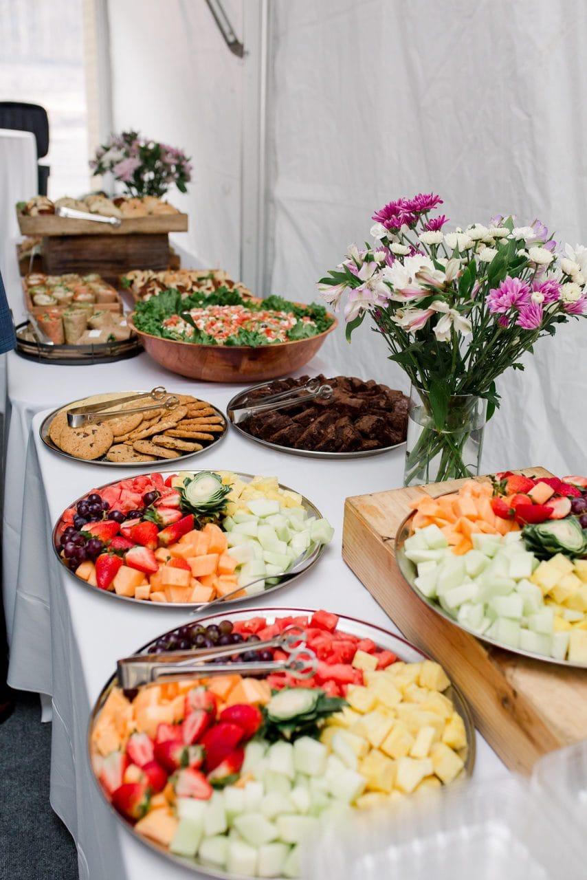 food platters event