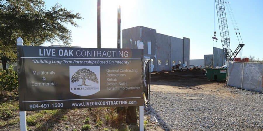 New Vision Properties | Live Oak Construction